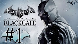 Batman - Arkham Origins Blackgate [PC] walkthrough part 1