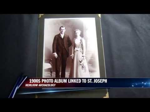 Early 20th Century Photos linked to St  Joseph