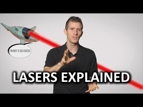 Lasers As Fast As Possible