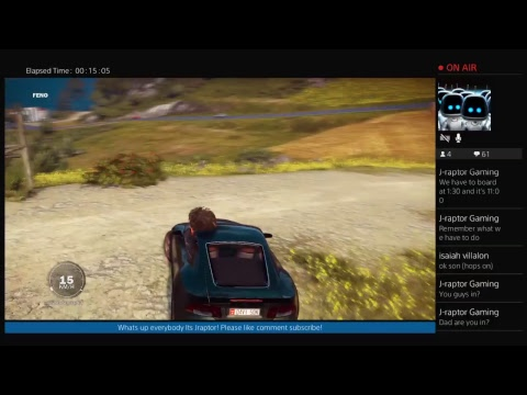 Just Cause 3 funny