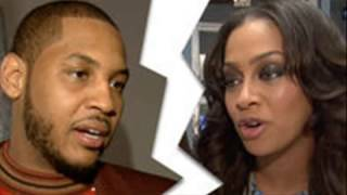 The reason Carmelo and La La Anthony split and Phil Jackson wants Carmelo to split