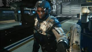 Call of Duty  Infinite Warfare 4k 60fps Ultra campaign gameplay