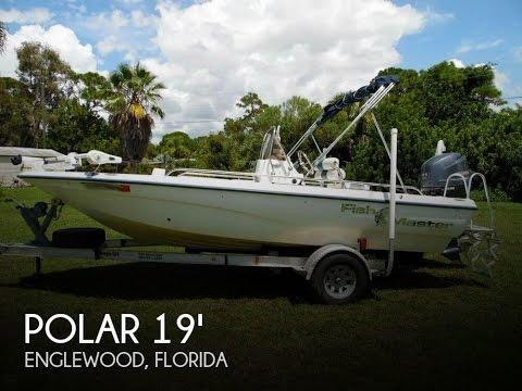 [UNAVAILABLE] Used 2003 Polar Fish Master 1961 In Englewood, Florida