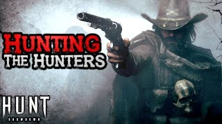 Hunting the Hunters - Hunt: Showdown Gameplay