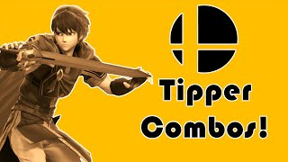 Everything That Combos Into Marth's Tipper F-Smash  - Smash Ultimate