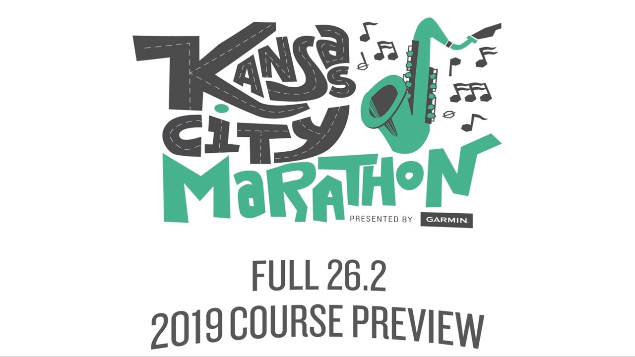 kansas city marathon route map Kansas City Marathon 2019 Course Overview Youtube kansas city marathon route map