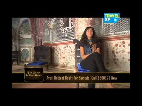 Travel Show The Great Indian Hotels, Episode: SAMODH PALACE
