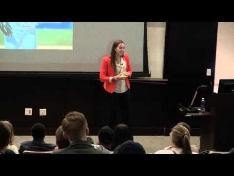 Monica Abbott - College Sport Lecture Series