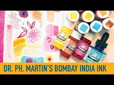 FIRST IMPRESSION REVIEW | Dr. Ph. Martin's Bombay India Ink