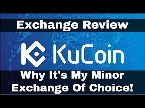 KuCoin Exchange Review - Why It's My MINOR Exchange Of Choice!