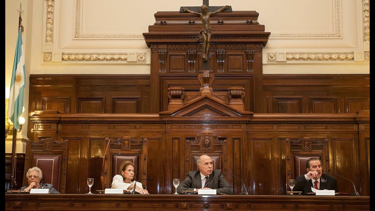 Audiencia P U00fablica Ante La Corte Suprema De Justicia En Una