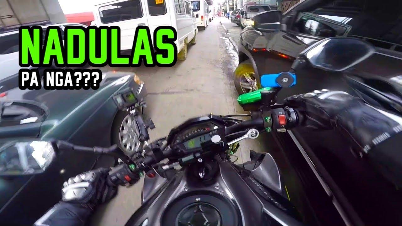 Huwag Sumingit Kung Hindi Kaya | Reed Motovlog Z1000R | SP On Wheels Shop Raid