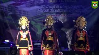 FULL..Pertukaran Seni Budaya Daerah Antara Pemko Medan & Pemkab MadinaTahun 2018