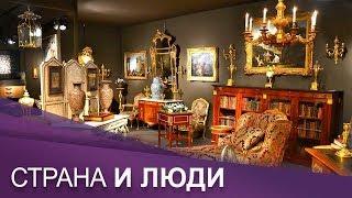 видео Антикварные салоны в Санкт-Петербурге