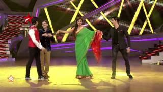 Week 12 - A sneak peak into Shilpa and Siddhart's dance