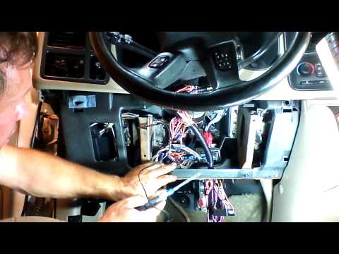 remote start plug and play installation for 2003 2006 fullsize remote start plug and play installation for 2003 2006 fullsize chevrolet and gmc cadillac part 2