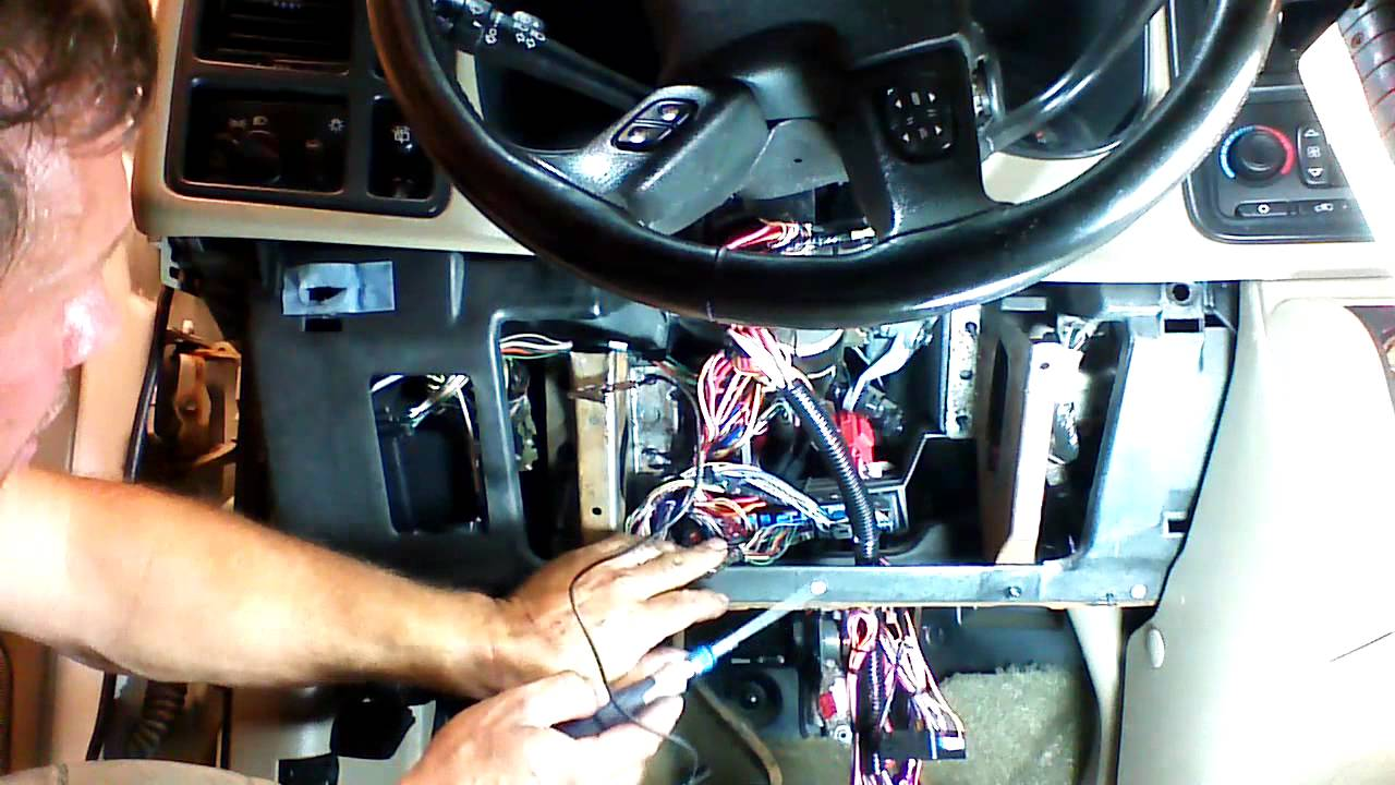 Remote Start Plug And Play Installation For