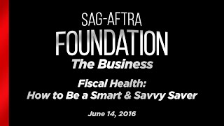 The Business: Fiscal Health: How to Be a Smart & Savvy Saver