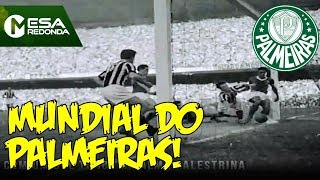 IMAGENS INÉDITAS do MUNDIAL do Palmeiras em 1951 | 100 MIL pessoas no Maracanã (11/11/18)