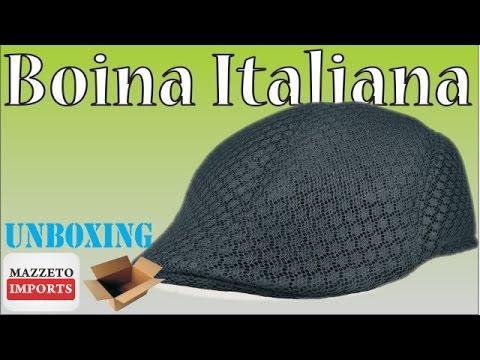 c0ddbf8fa585c Boina Italiana  3.4 MAZZETO IMPORTS - YouTube
