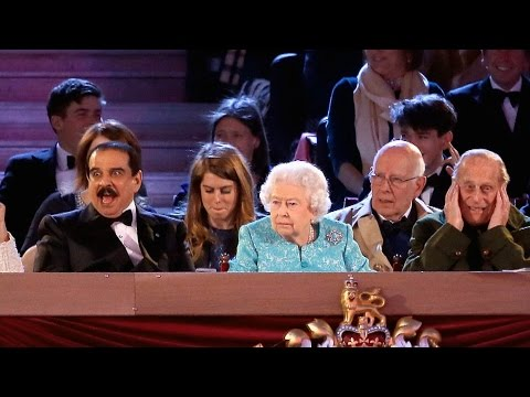 The Queen's life acted out by horses - Have I Got News for You Series 51: Episode 7 - BBC One
