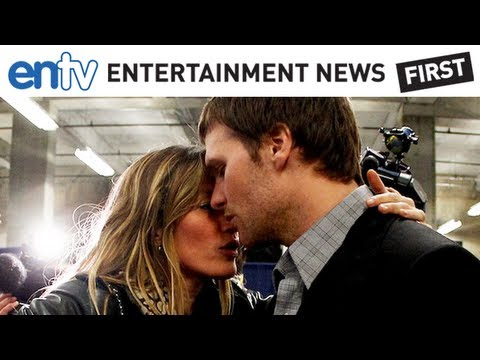 SUPER BOWL XLVI: Gisele Drops F Bomb to all Tom Brady Patriots Fans: ENTV