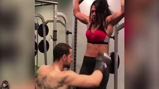 Niesamowite talenty fitnesu   strong fitness moments 24 💪