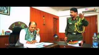 Sampoornesh Introduction in Singham123 movie - Singham123 Comedy Scene