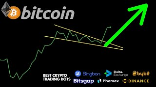 BITCOIN PUMP!! THIS IŠ THE TARGET!! WATCH THE WEEKLY OUTLOOK!!