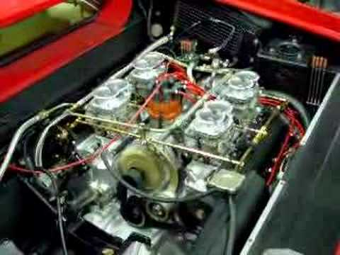 Lamborghini jalpa engine
