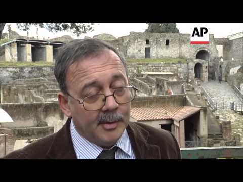 Ancient site to undergo urgent repairs after heavy rains cause damage