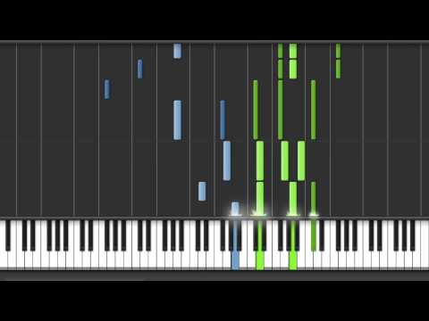 Synthesia   Aeriths Theme FF7 Piano Collections