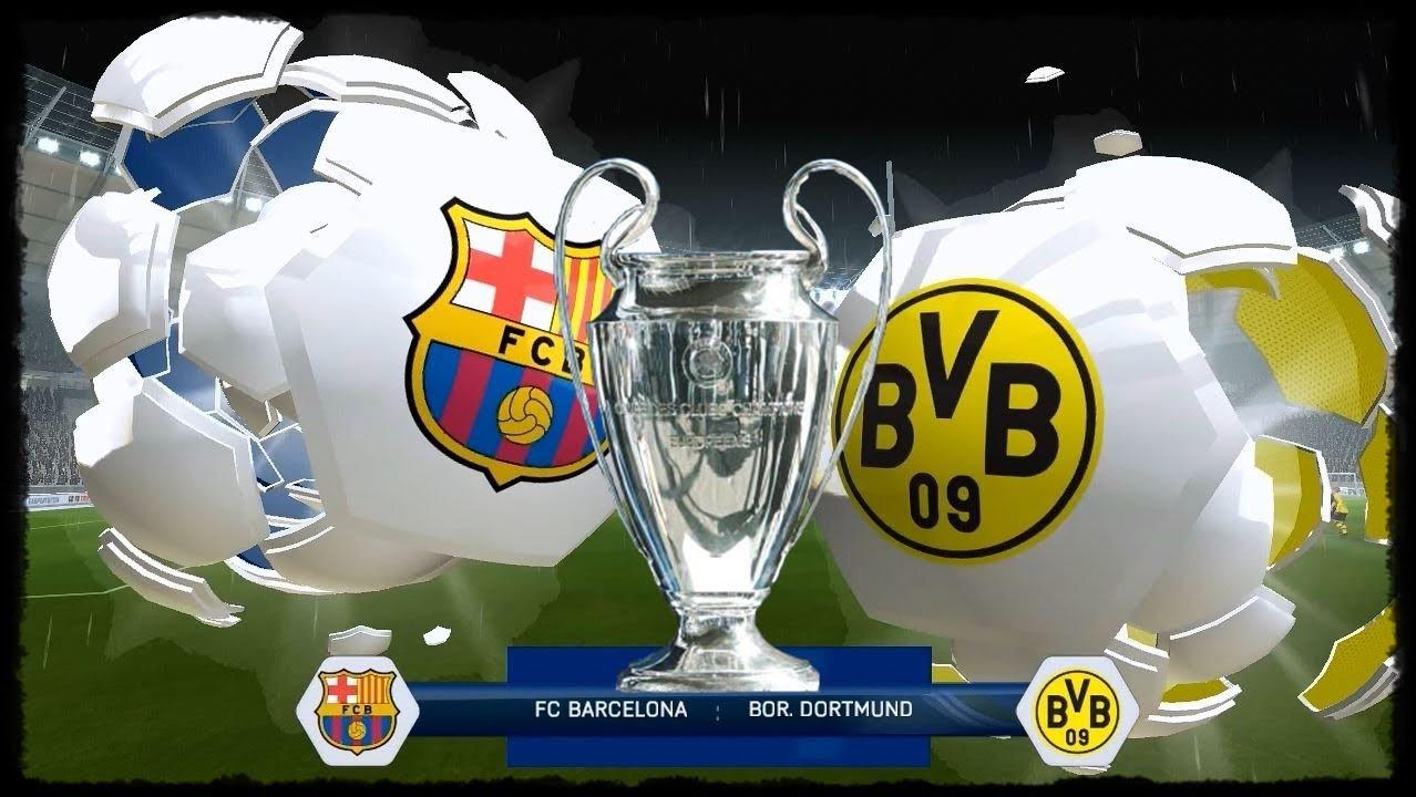 barcelona bvb