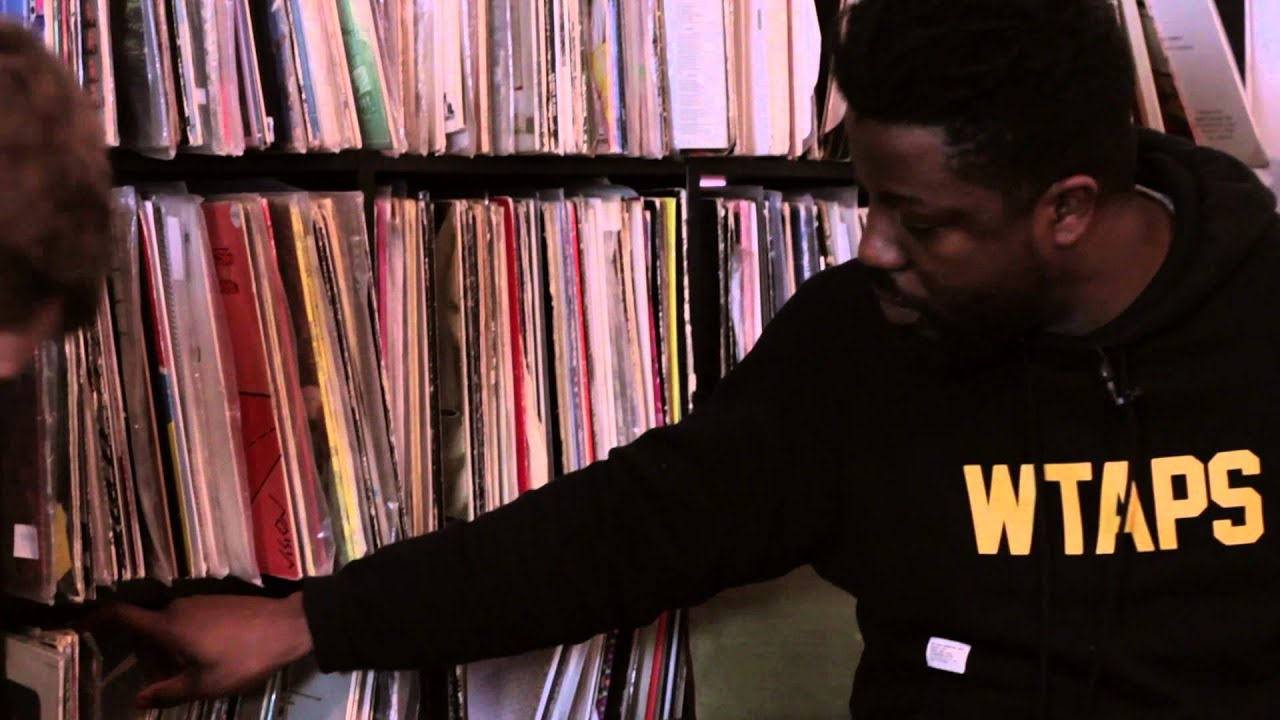 Femi Adeyemi (NTS Radio) - Boiler Room Collections