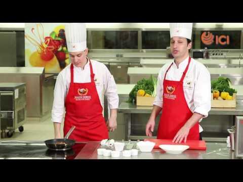 ICI Culinary Master Class - Argentine Cuisine  - Chef Savasta Fernando