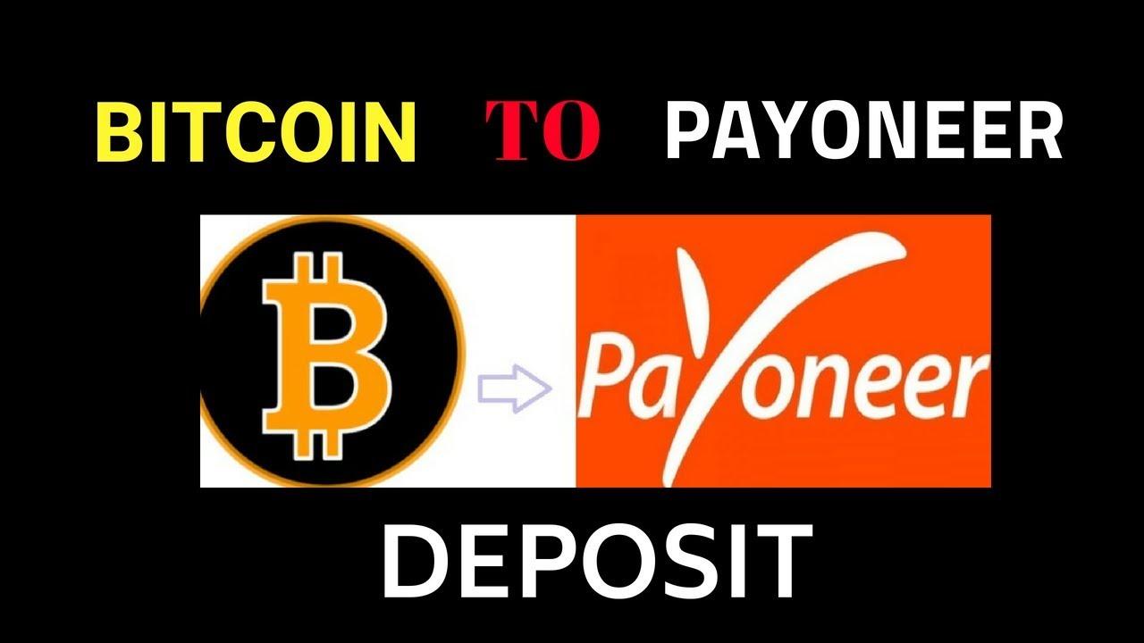 payoneer la bitcoin
