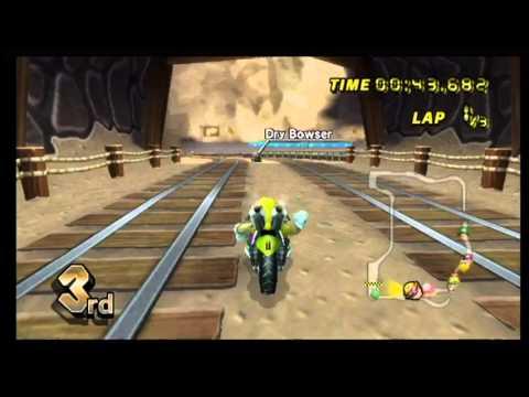 Mario Kart Wii: Wario's Gold Mine