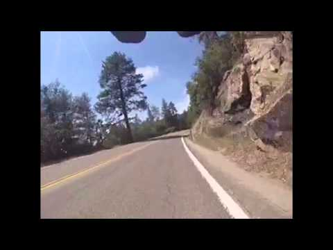 Bike Descent from Kings Canyon June 10, 2015