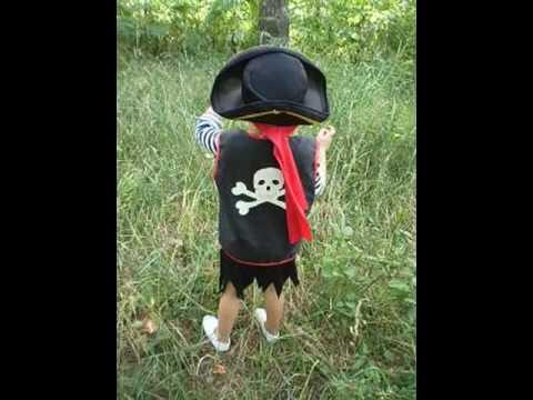 Костюм Пирата и Пиратки - прокат в Житомире
