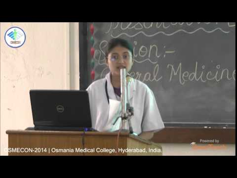 Case Presentation - Imona Subedi & Sagar Thapa of KIST Medical College, Nepal