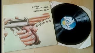 THREE MAN ARMY (Full Album) 1971 UK LP Pegasus Label RARE Heavy Rock £200 GUN, GURVITZ