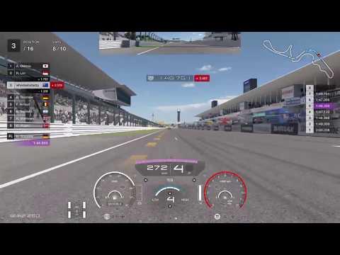F Championship Race  (Suzuka) - Gran Turismo Sport (using controller)