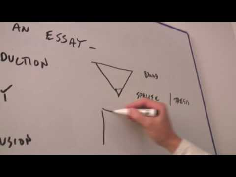 Teaching English  How To Write An Essay  Youtube Teaching English  How To Write An Essay