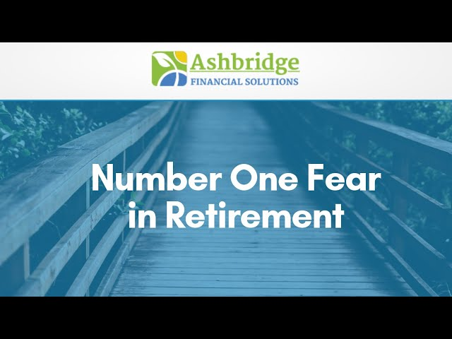 Coffee Break with Debbie Ash - The #1 Fear in Retirement