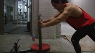 The Prowler: My Favourite Fat Loss Conditioning + Lower Body Power Exercise