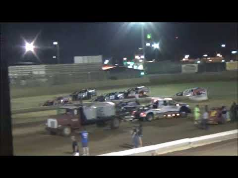 TERRY BROWN  RACING 18B MODIFIED FEATURE  AUGUST 18, 2017 BELLE-CLAIR  SPEEDWAY