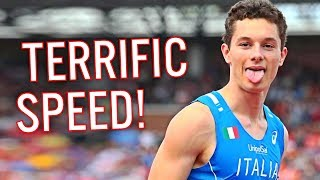 This Italian Kid Is Probably The Fastest Human In Europe! thumbnail