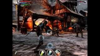 Joe Dever's Lone Wolf - iOS Gameplay AppGemeinde