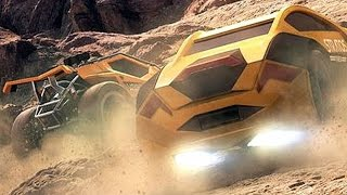 MANTIS BURN RACING Trailer (PS4) 2016