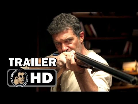 BLACK BUTTERFLY Official Trailer (2017) Antonio Banderas,  Jonathan Rhys Meyers Thriller Movie HD streaming vf